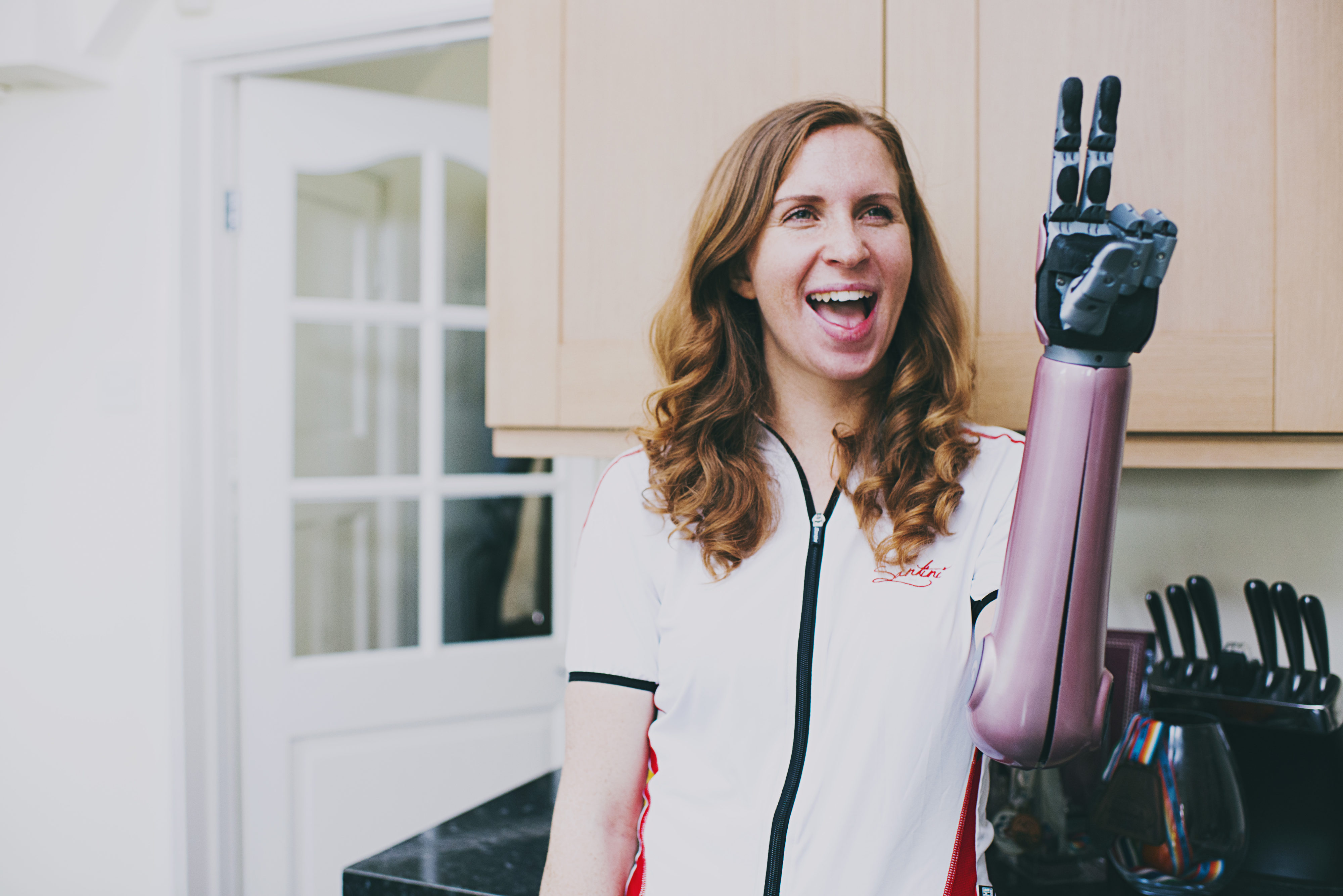 Kate Grey - Hero Arm