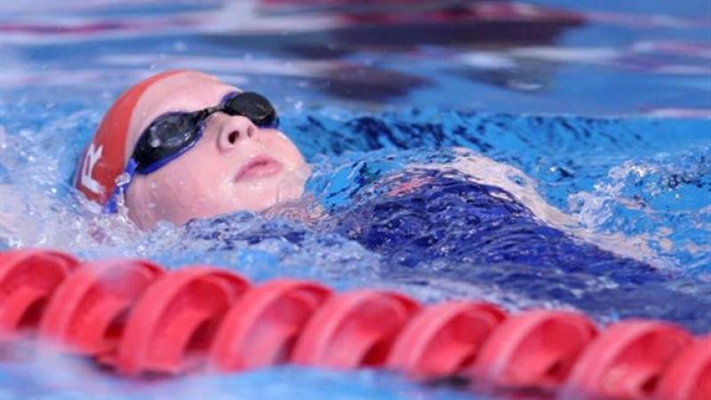 Kate Grey - swimming