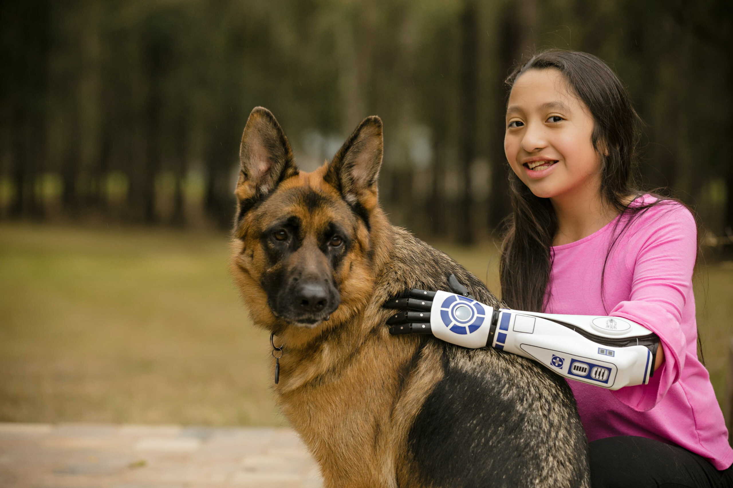 Bionic Bella Hero Arm