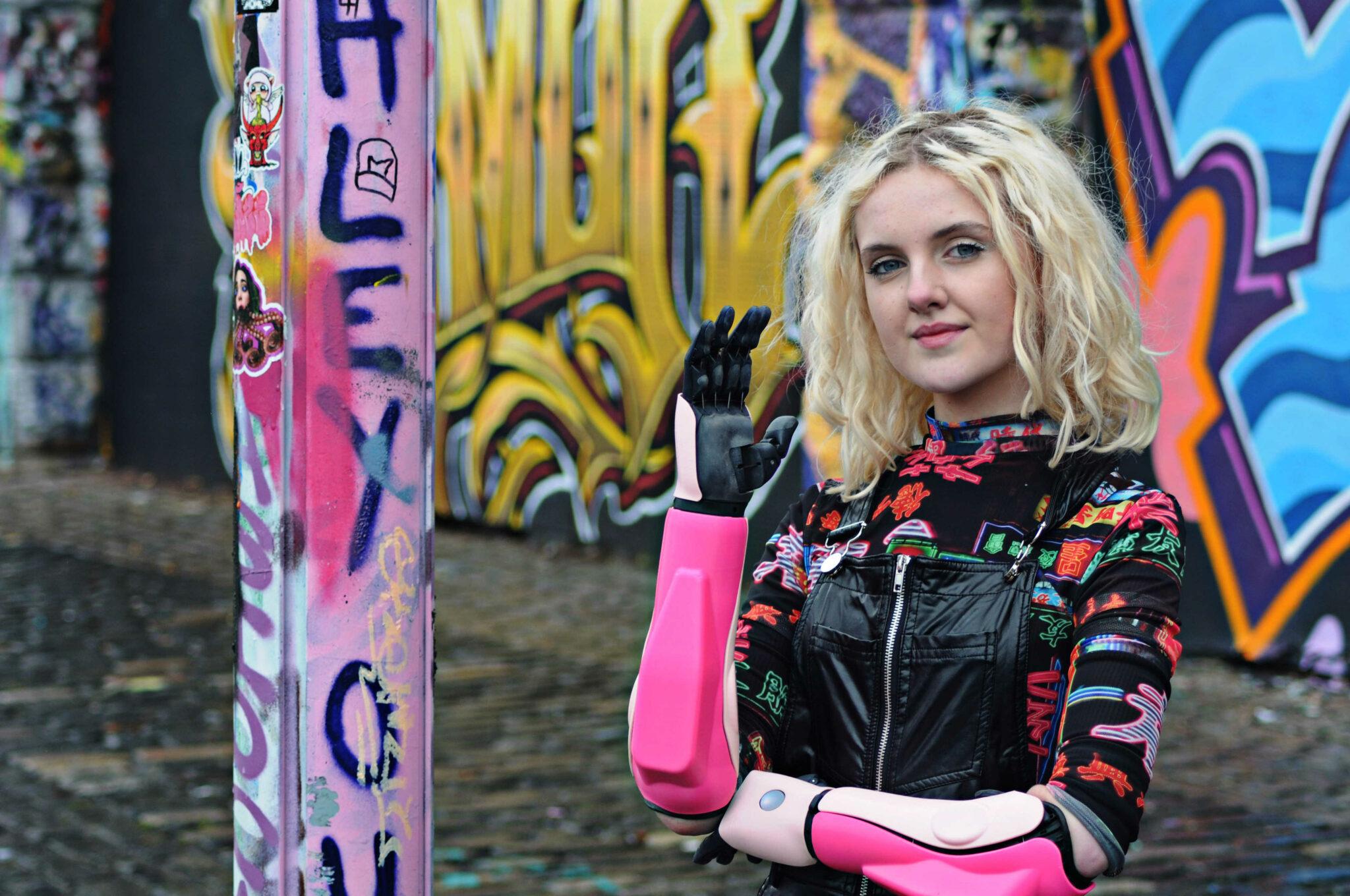 Tilly Lockey Hero Arm