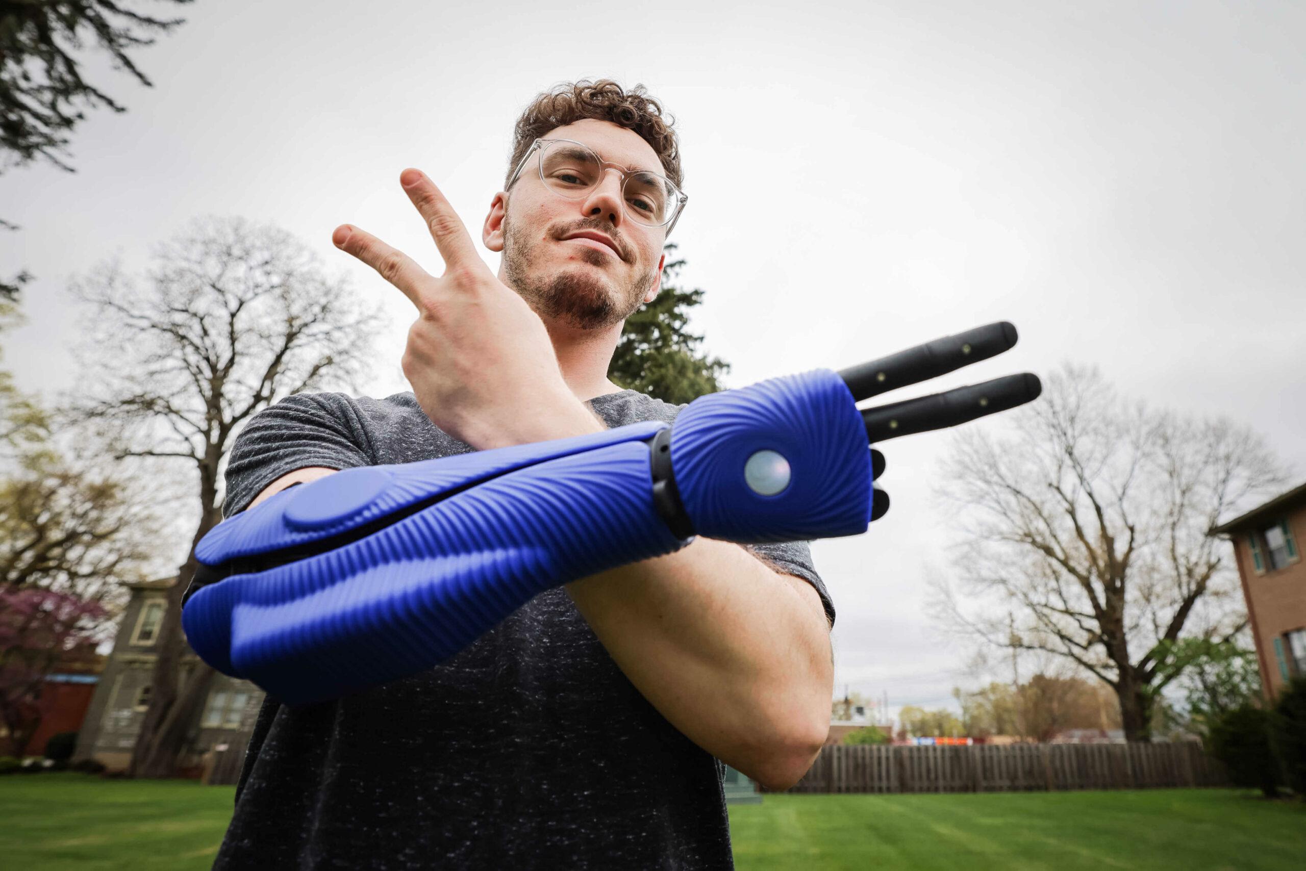 Ohio Hero Arm