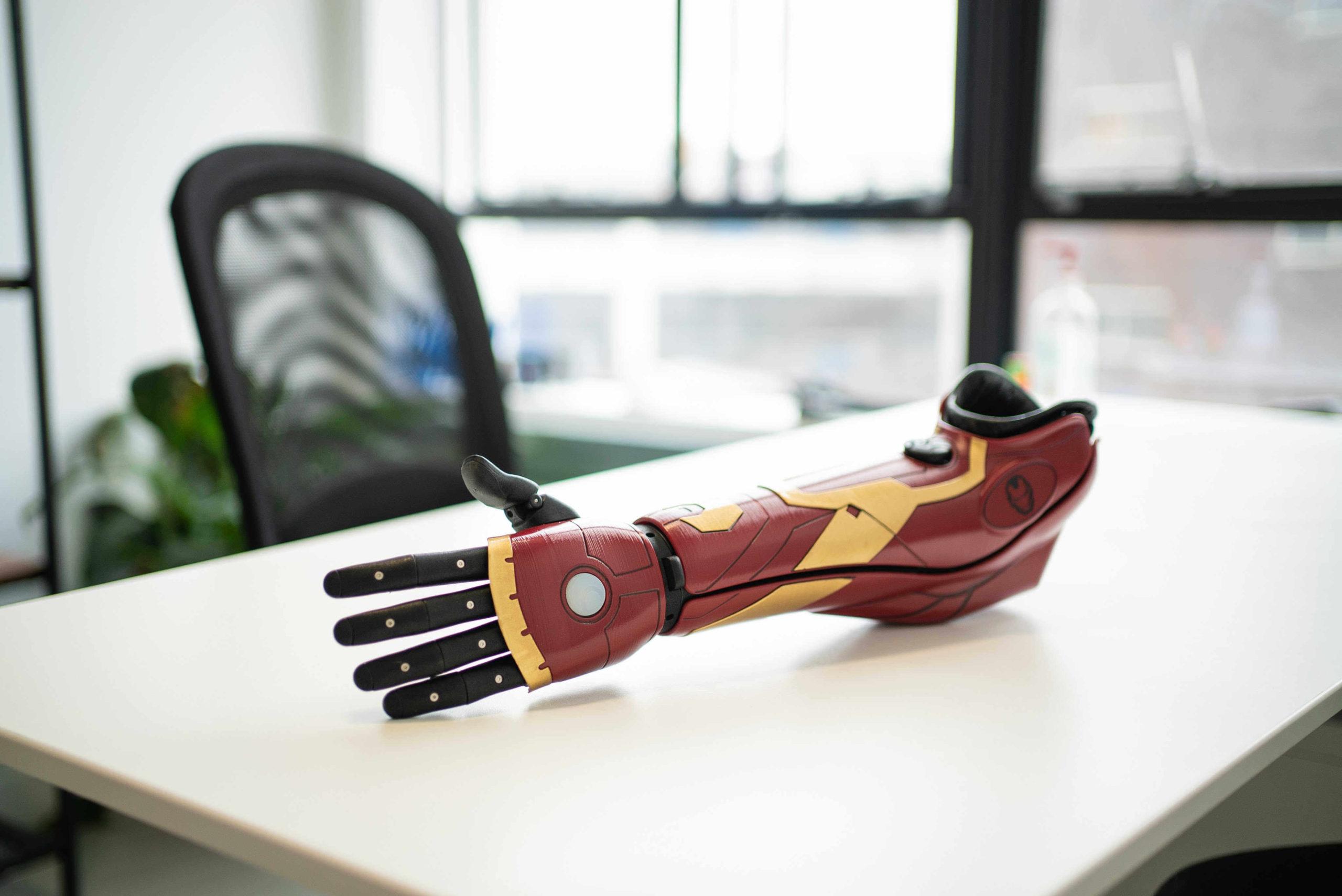 bionic limbs the next prosthetic hook revolution